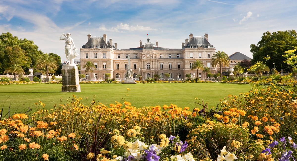 jardin du luxembourg paris park paris 360. Black Bedroom Furniture Sets. Home Design Ideas