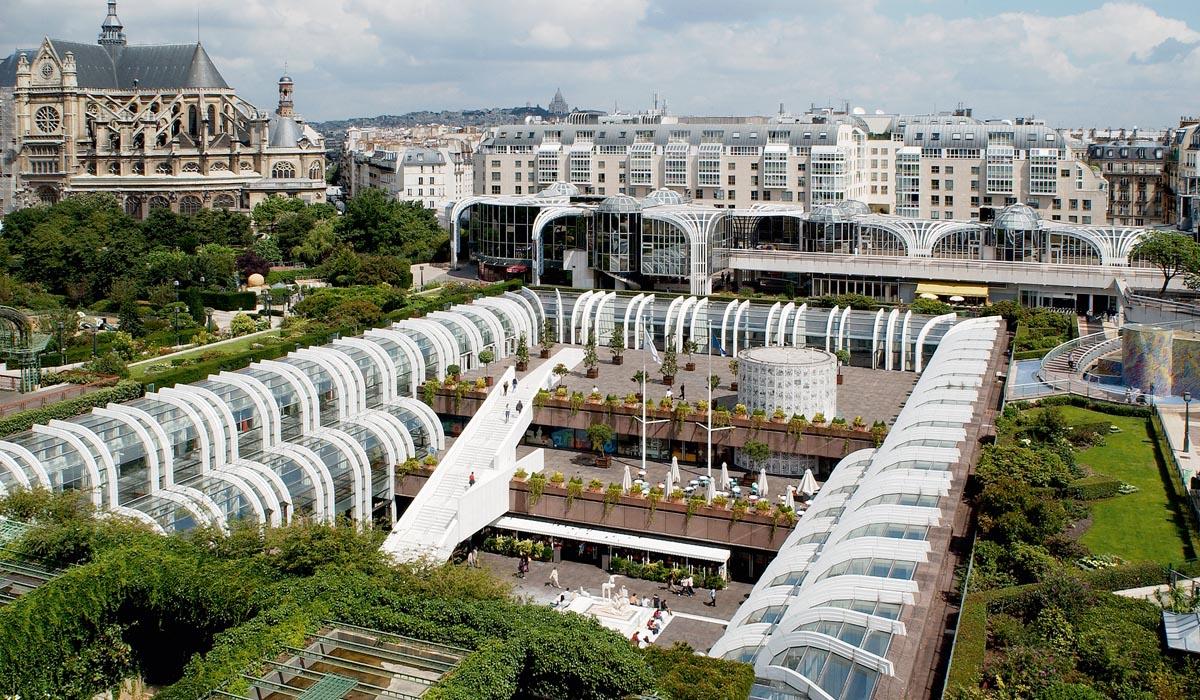 Quartier Des Halles Gt 2 Quartier Paris 360 176