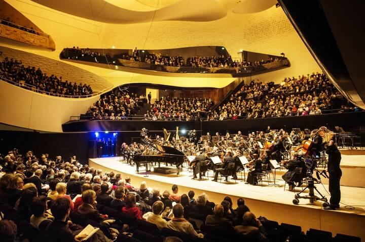 Philharmonie Paris Programm
