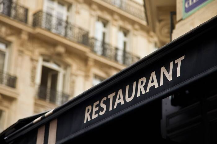 Paris Berühmte Restaurants