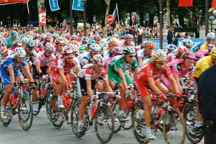 Tour de France Paris
