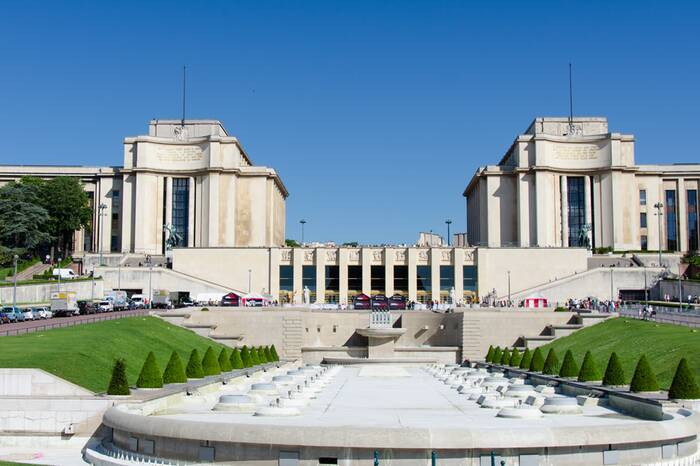 Palais de Chaillot Paris