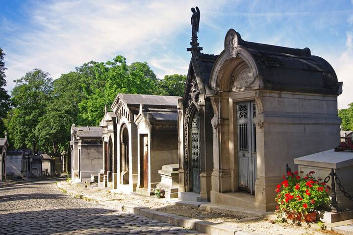 Genial Père Lachaise Paris