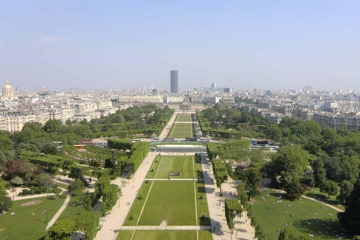 Tuilerien-Garten | Paris 360°