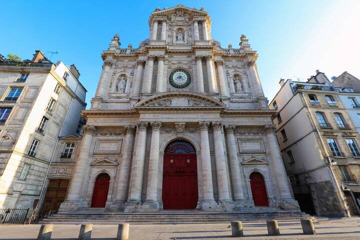 Kirche Saint-Paul-Saint-Louis Paris