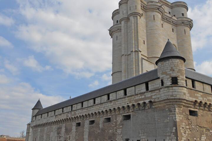Schloss Vincennes Paris