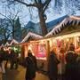 Weihnachtsmarkt in Saint-Germain-des-Prés